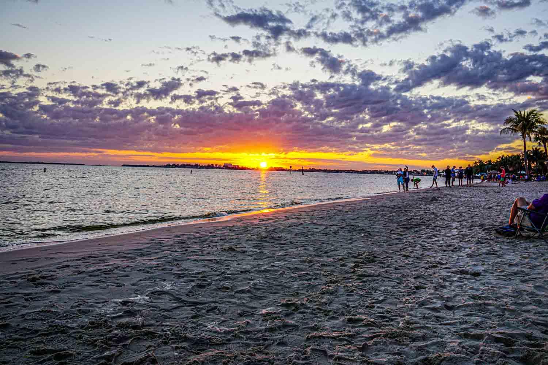 Cape Coral Beach