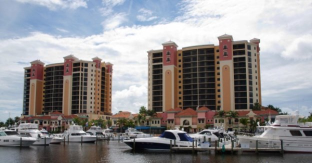 Cape Harbour in Cape Coral